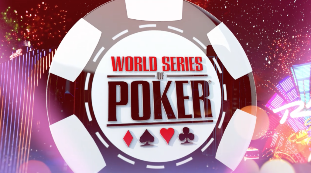 World Series of Poker Final Table Tease